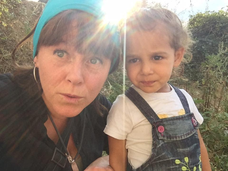 Malin Skinnar storyteller from Sweden