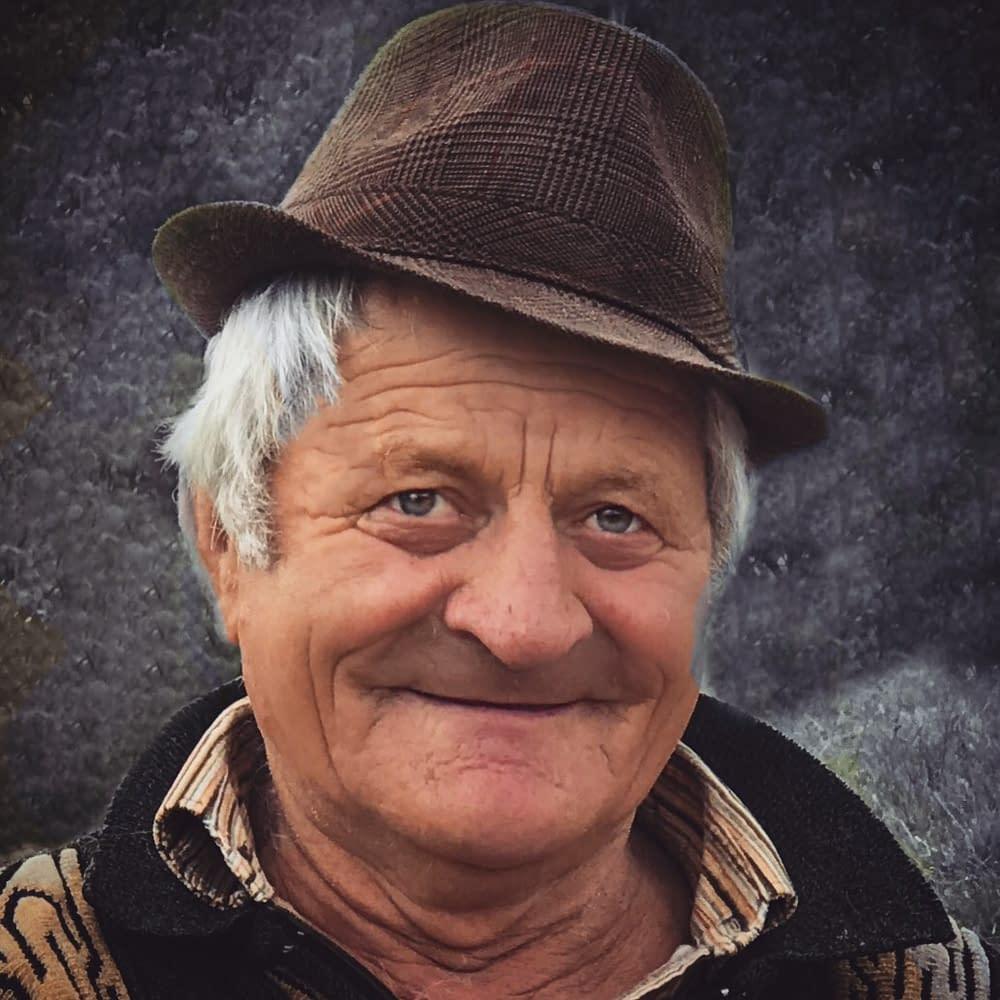 Herman Ioan Cupseni, Romania , Portrait by Malin Skinnar