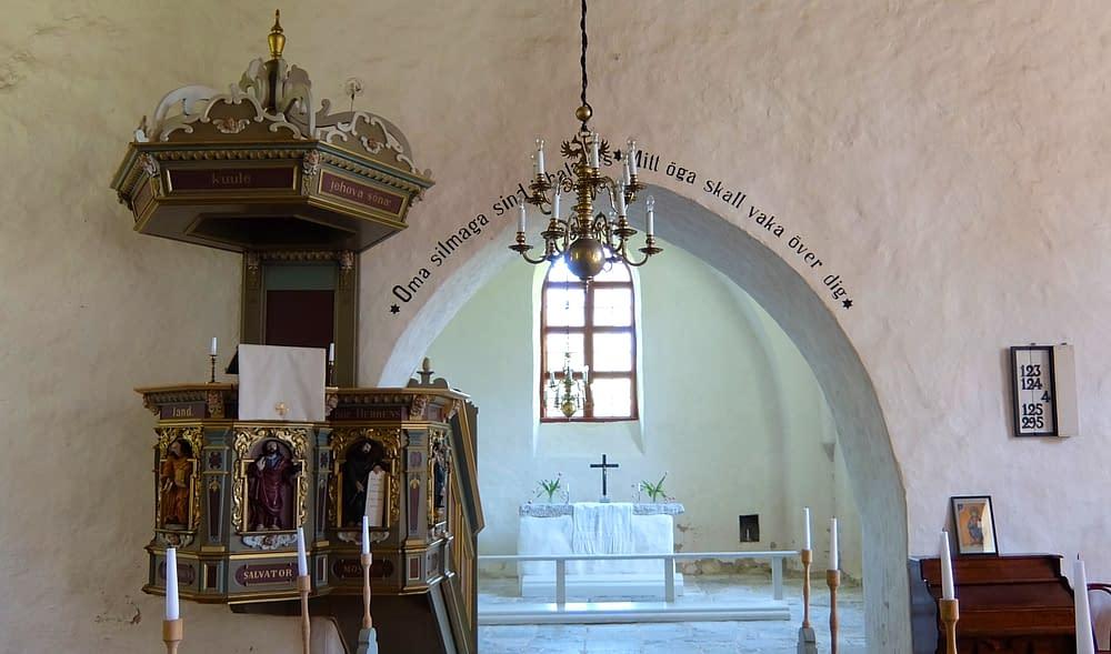 Church Estonia