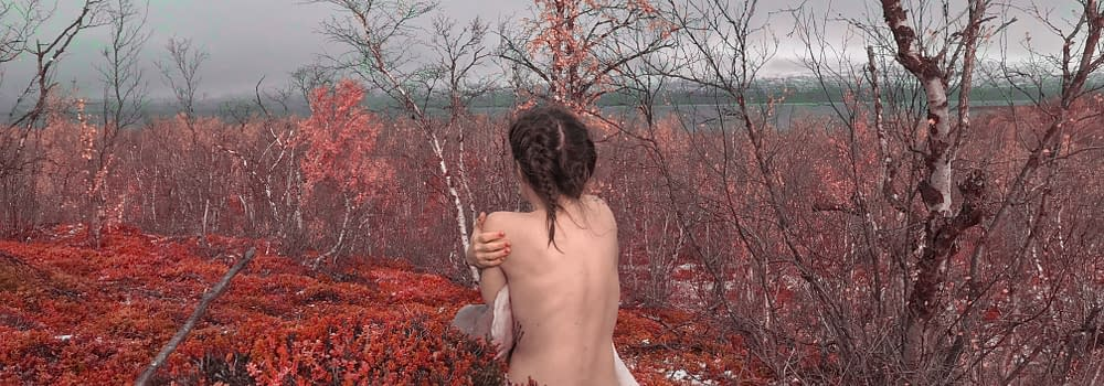 Fine art photography storytelling by Malin Skinnar