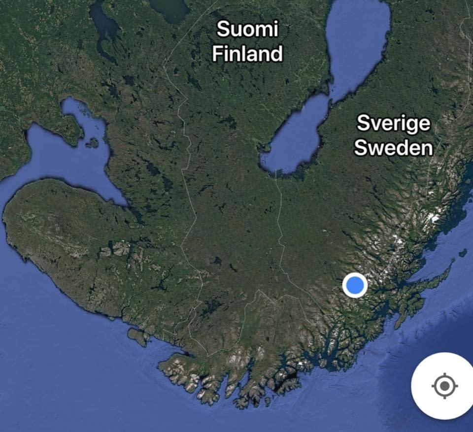 Abisko är Norrskenstätast i landet