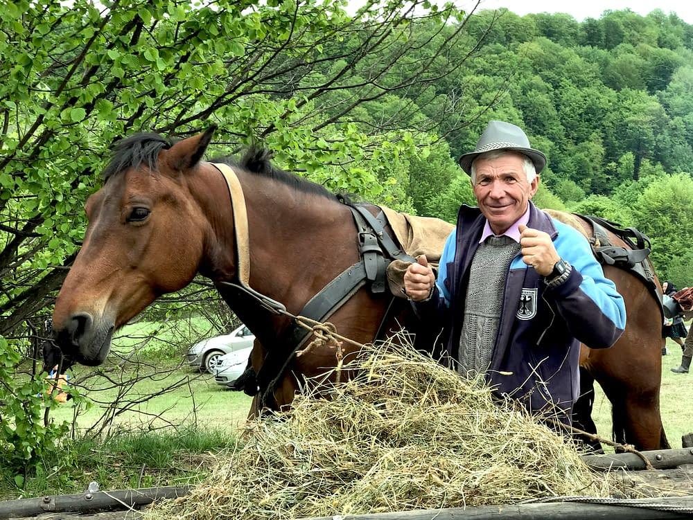 Kusk och gospodar, Todor Filip, Cupseni Romania