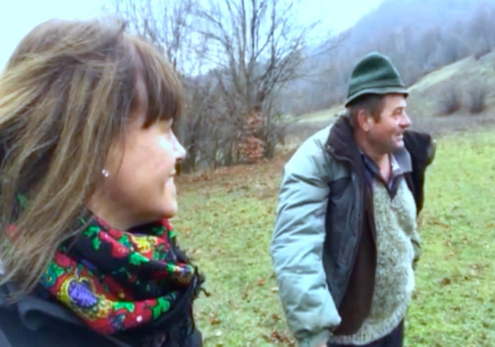Documentary about Europes Life Univeristy; Tara Lapusului , Romania by Malin Skinnar
