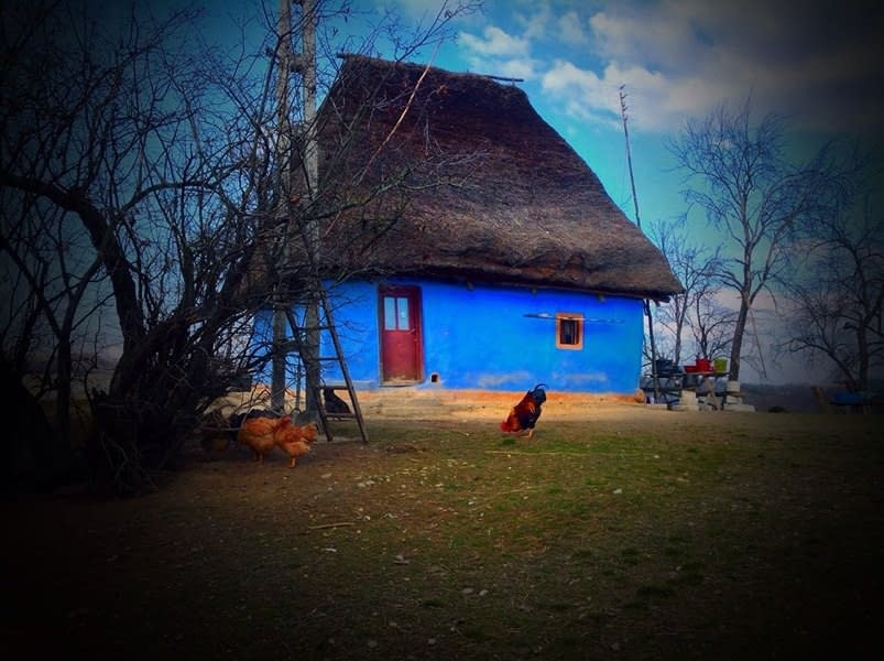 Det är fridfullt i Fântâne, en av Rumäniens vackraste bygder.