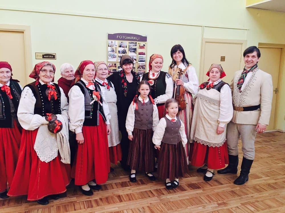 Otancu folk choir