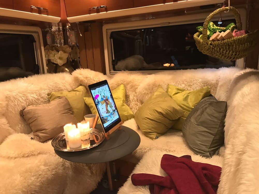 Mobile home studio