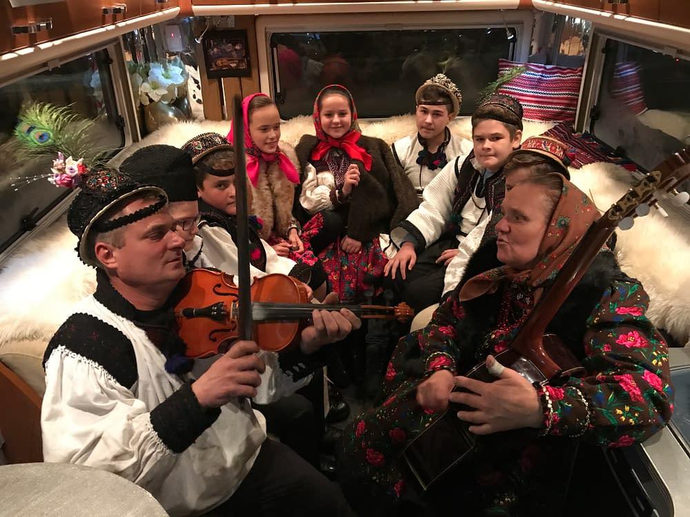 Romanian Christmas Carol