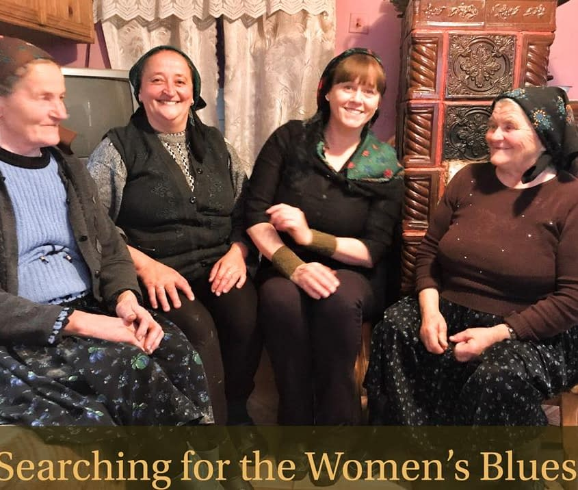 Searchin for the womens blues, Cupseni, Romania