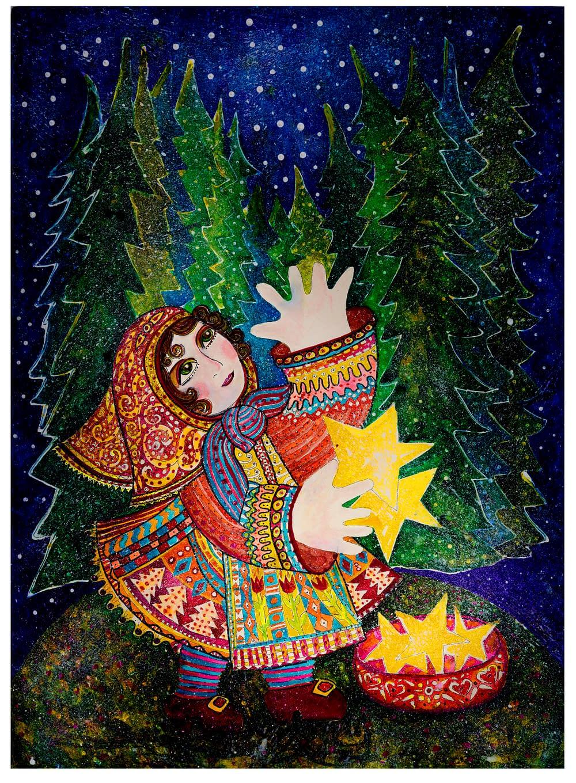 Stjärnplockerskan från Bulgarien