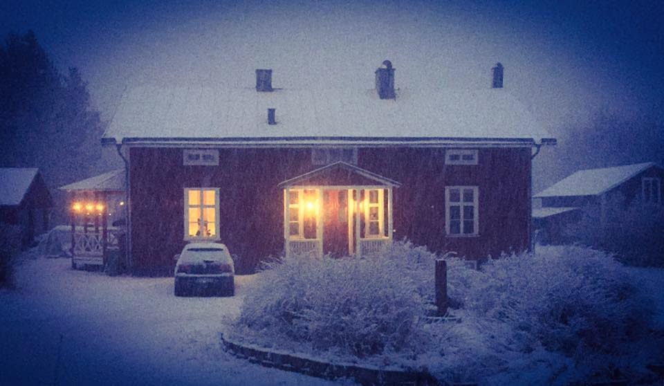 Traditional house, Sveg, Swedeng