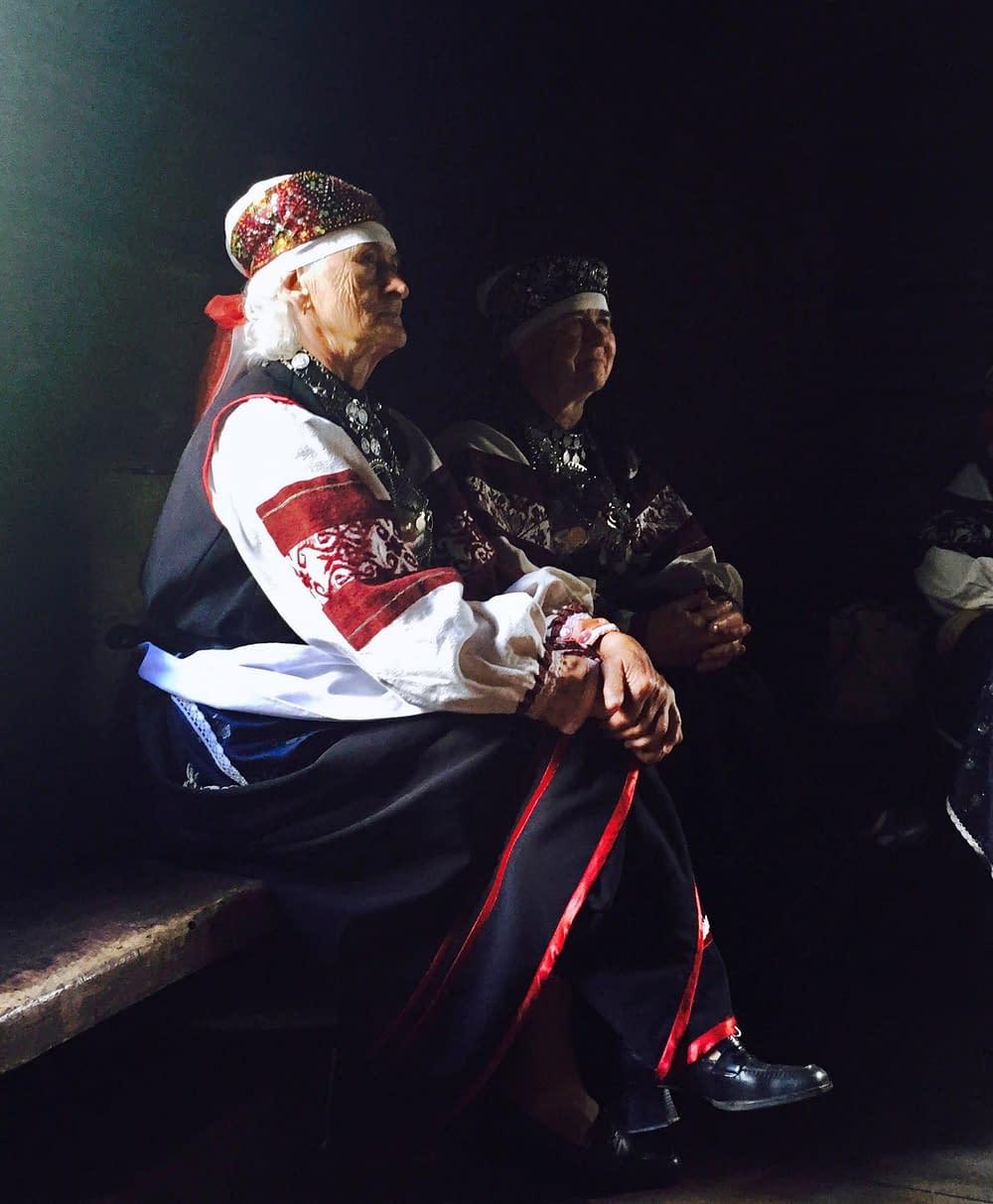 Helmine folk choire Estonia