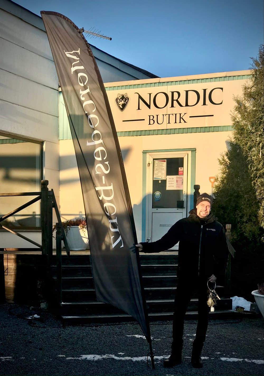 Husbilen Nordic designas av Per Grödevall