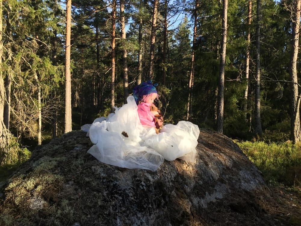 Sagoinspelning Tyresta Nationalpark