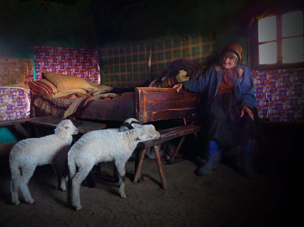 Searching for the Women´s Blues, Cupseni, Tara Lapusului, Romania