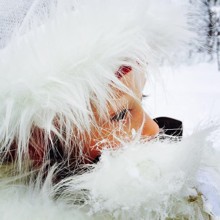 Snöbarn
