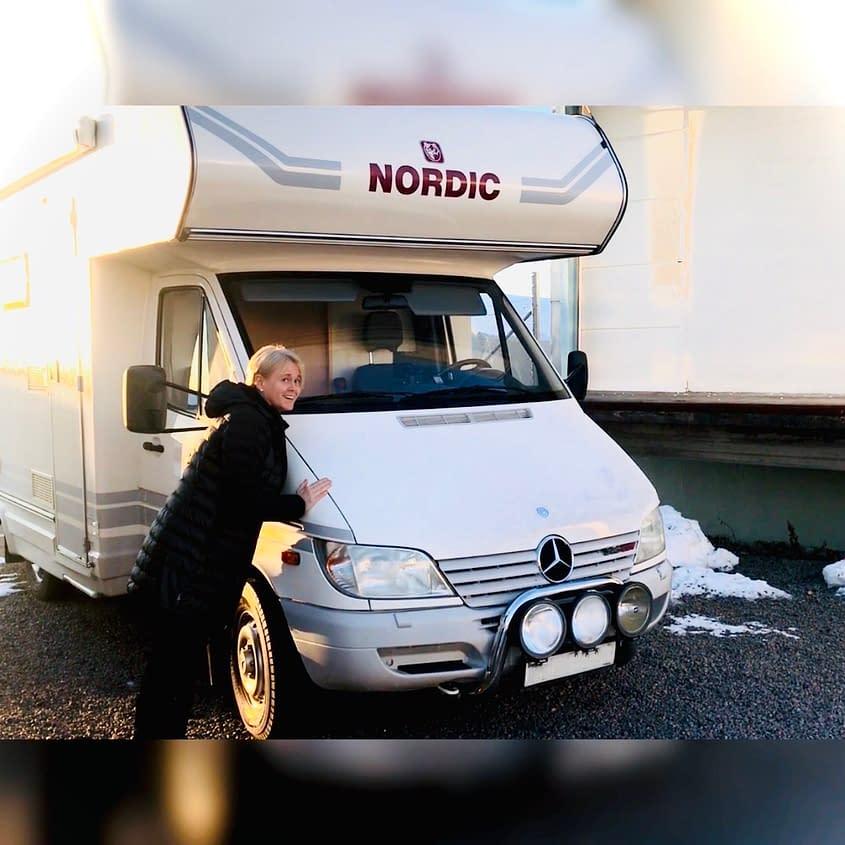 Min Nordic - husbil för åretruntbruk
