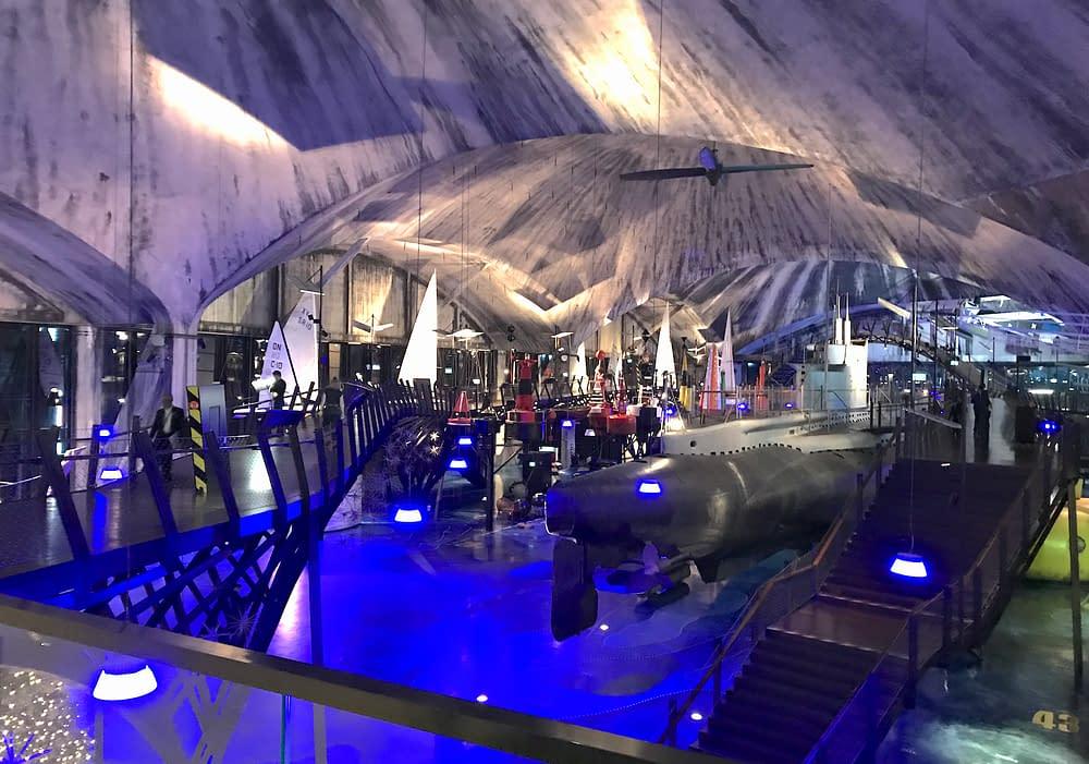 Sjöfartsmuseet Tallinn, Estland, artikel Malin Skinnar