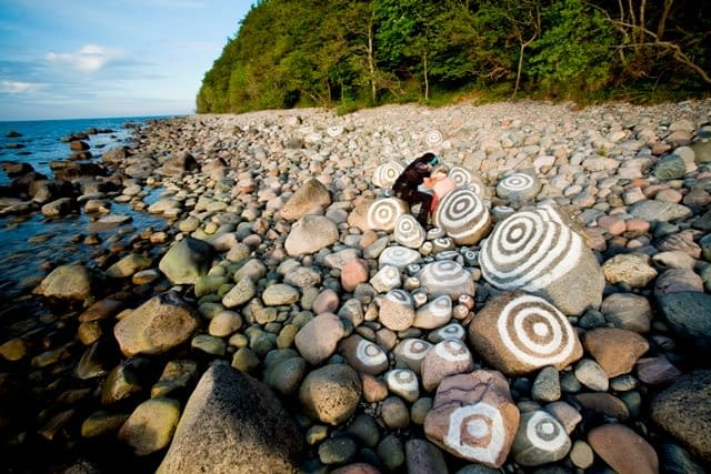 Landart by MAlin Skinnar and Annika Lykta,