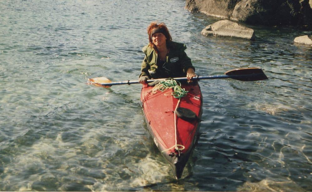 Valen i Tasilaq fjord