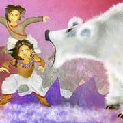 Barnbok och animation från Grönland