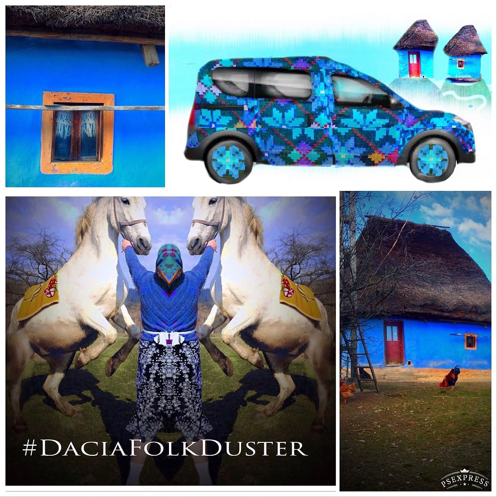 Dacia Folklore Dokker and Duster
