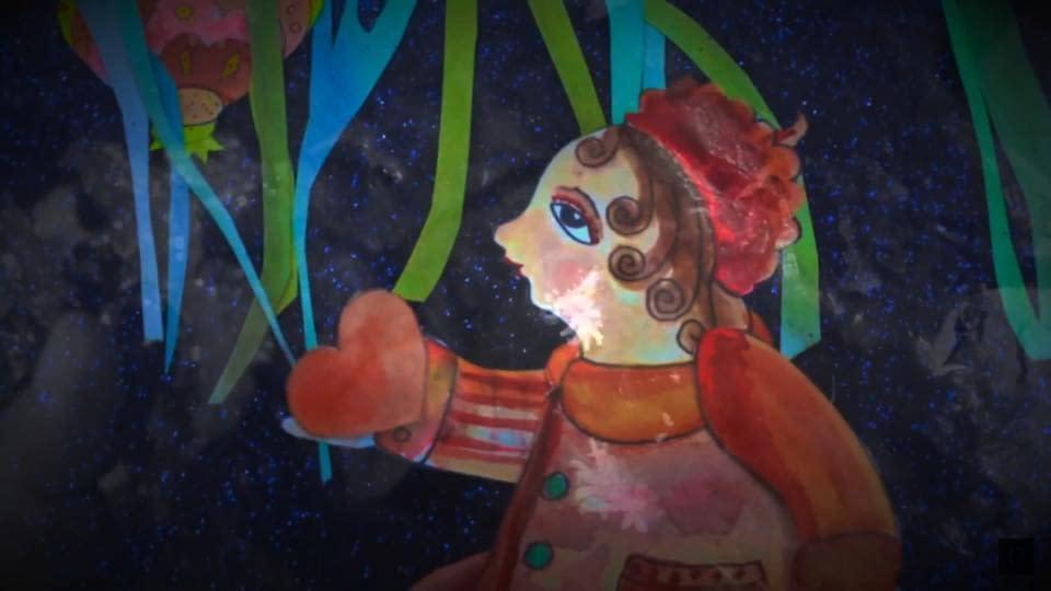 illustration Malin Skinnar, stopmotion www.malinstoryteller.com