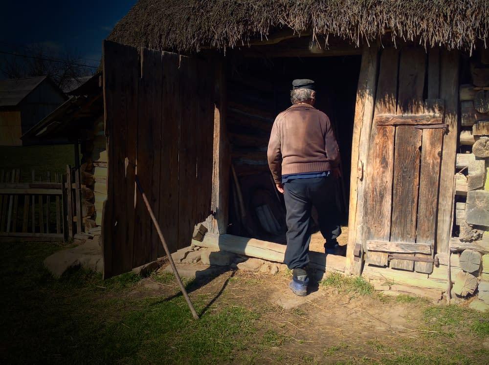 Sustainable farming, Tara Lapusului, Romania